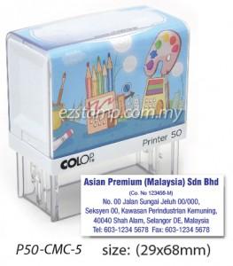 COLOP P50-CMC-5 (29x68mm)