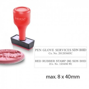 rubber stamp RS840