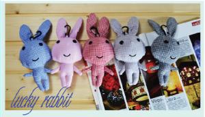 Lucky Rabbit Foldable Reusable Shopping Bags