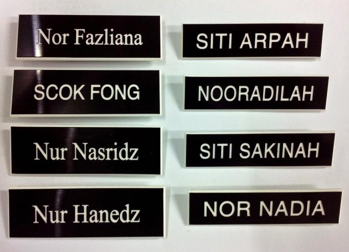 name tag for teacher