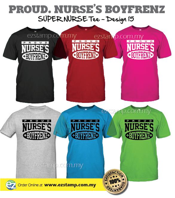 Nurses Boyfrenz t-shirt SN-15