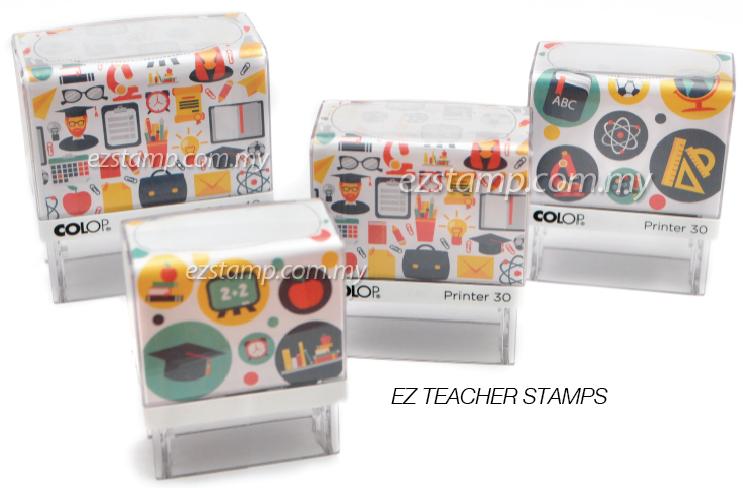 EZ TEACHER STAMP COLOP