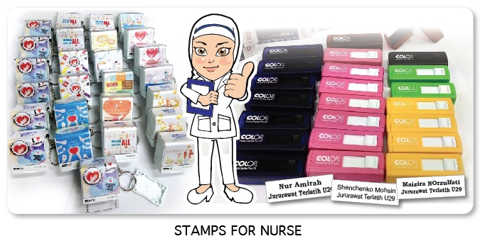 EZ Stamp for Nurses