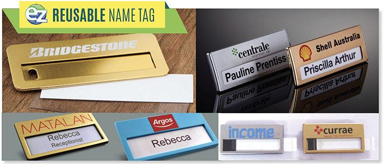 name tag niviciong