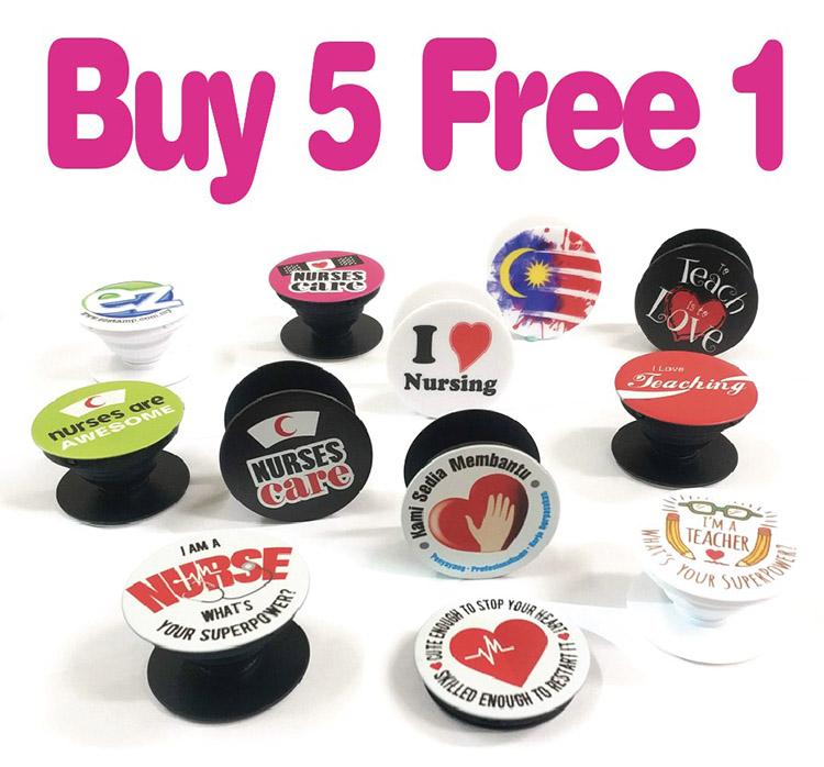 Buy 5 Free 1