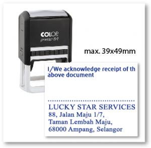 COLOP P54 (39x49mm)