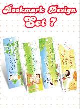 Bookmark Set 7