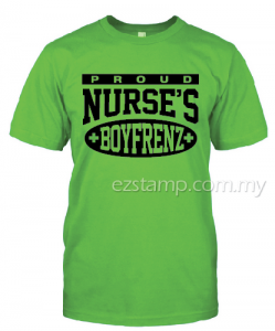 Nurses Boyfrenz SN15 (Unisex) - Green